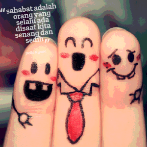 Kata kata persahabatan sejati