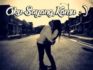 Kata kata sayang paling romantis