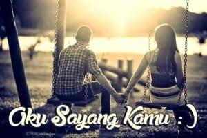 Kata kata sayang romantis