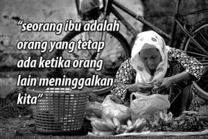 Kata mutiara untuk ibu tercinta