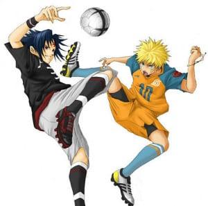 Naruto vs shasuke