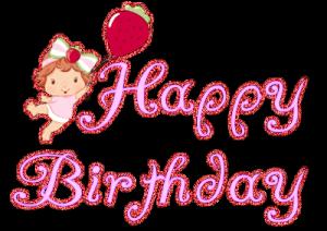 Animasi ucapan ulang tahun