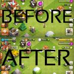 Cara Mudah Cheat COC (Clash of Clans) Android Terbaru, Efektif