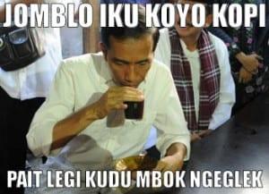 Dp bbm meme bahasa jawa buat jomblo