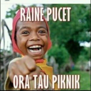 89 Foto Gambar Meme Gokil Bahasa Jawa Terlihat Cantik