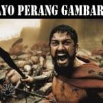 Meme Perang Gambar FB, DP BBM Perang Gambar Sadis Tapi Lucu