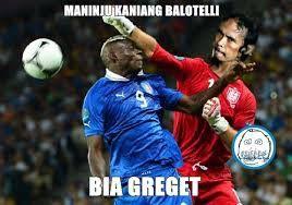 Dp bbm meme lucu sepak bola