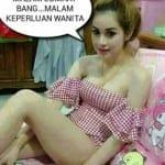 Kumpulan DP BBM Meme Malam Jumat Paling Gokil (18+) Terbaru