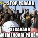 Puluhan DP BBM Meme Pokemon Go Lucu Bikin Ngakak