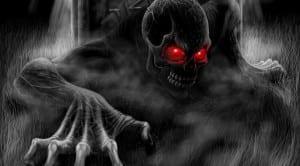 Gambar hantu keren