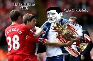 Gambar sepak bola gokil terbaru