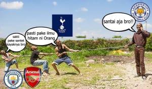 Gambar sepak bola lucu terbaru