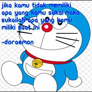kata motivasi doraemon