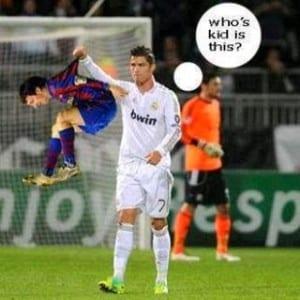 Meme gokil sepak bola terbaru