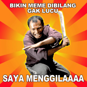 Meme komentar facebook lucu