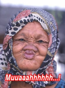 Meme nenek paling kocak