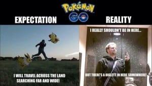 Meme pokemon go lucu