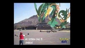 Meme pokemon go paling gokil