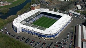 Stadion walkers leicester city fc