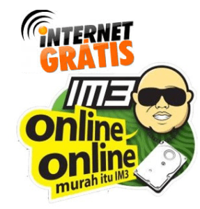 Trik internet gratis indosat