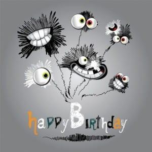 Ucapan happy birthday lucu