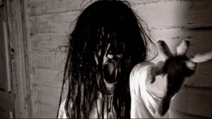 dp bbm hantu paling menakutkan