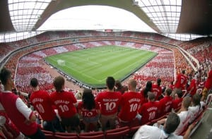 stadium emirates arsenal fc