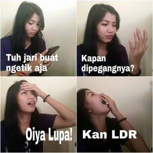meme LDR