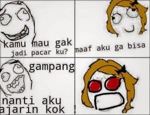 Dp bbm meme komik indonesia