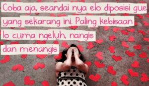Gambar kata kata kecewa sama pacar