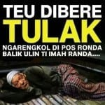 Kumpulan Gambar DP BBM Bahasa Sunda Bergerak Lucu Terbaru