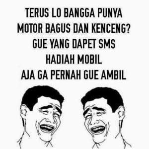Kumpulan meme komik indonesia lucu