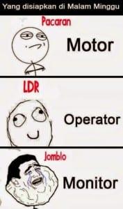 Kumpulan meme komik indonesia terbaru