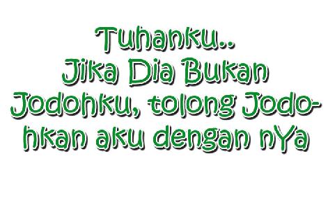 Dp Kata Galau Islami 81