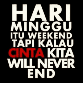 meme-hari-minggu-weekend