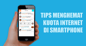 Tips menghemat kuota internet android
