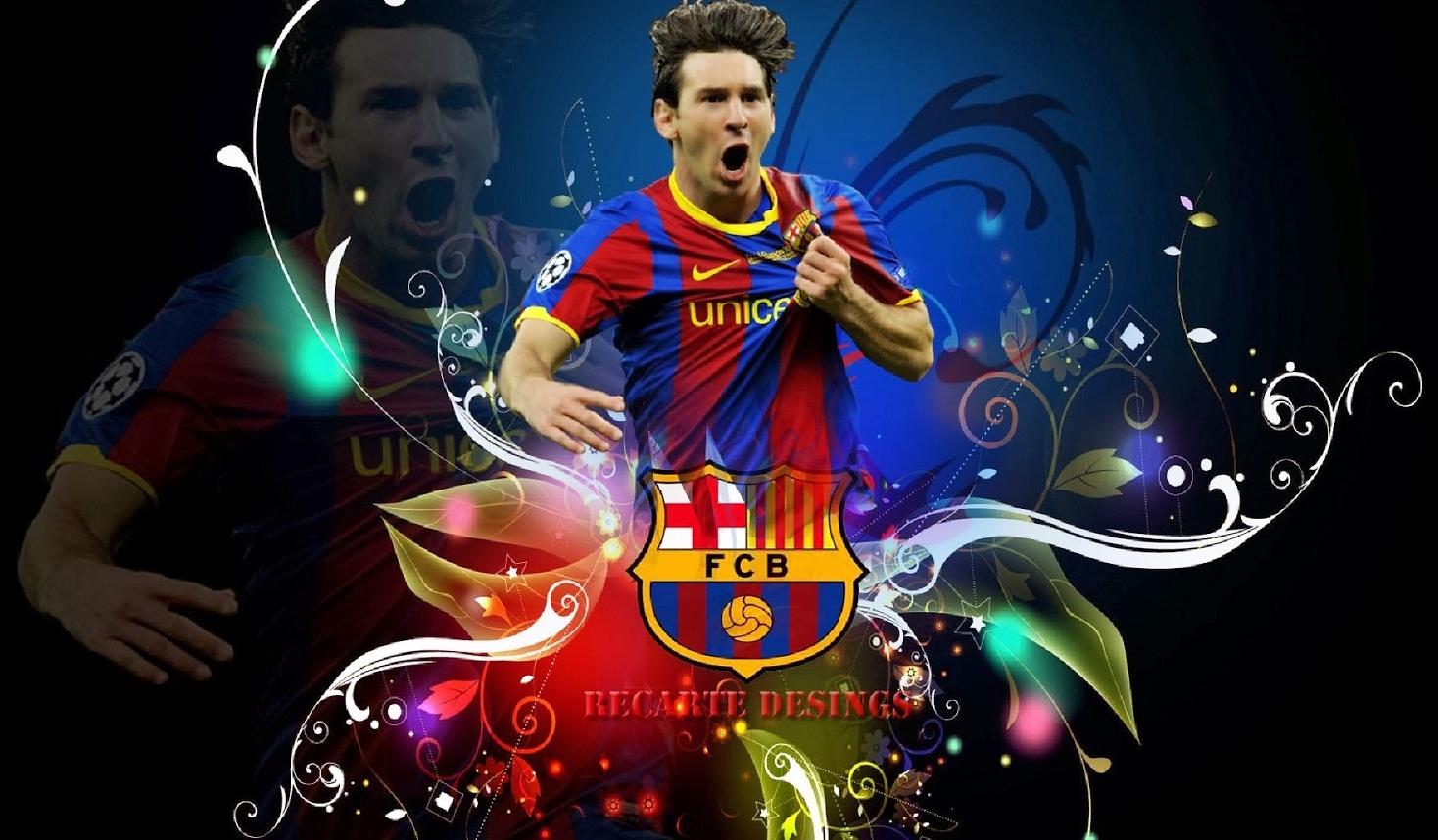 Gambar Messi Keren