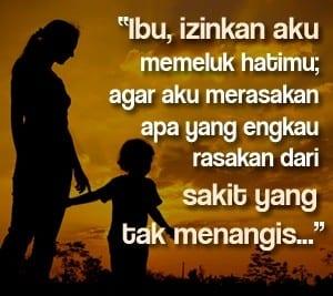Kumpulan Kata Mutiara Bijak Ibu Tercinta, Sedih Bikin ...