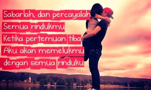 Kata Romantis Buat Pacar Yang Jauh