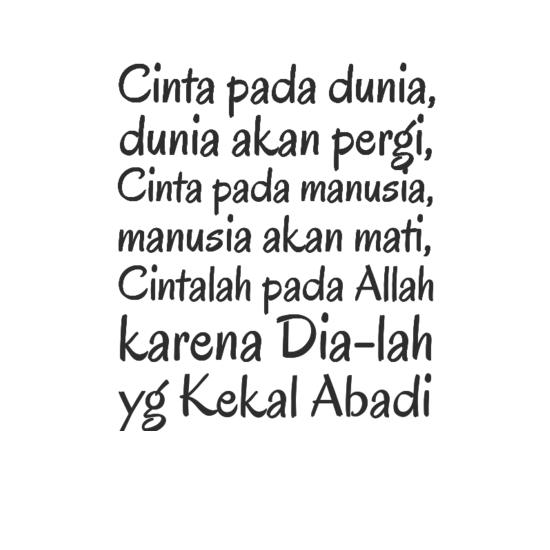 Kata Kata Bijak Islami Tentang Cinta 33