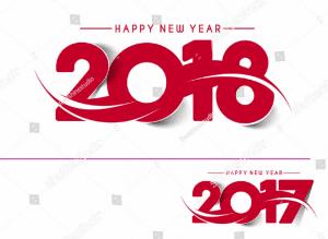 dp bbm unik dan keren selamat tahun baru 2018