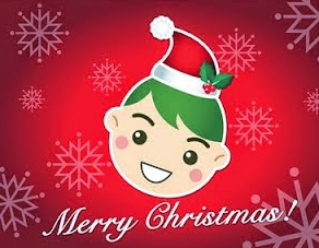gambar lucu selamat natal 2018