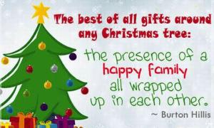 gambar pohon natal di hari natal 25 desember