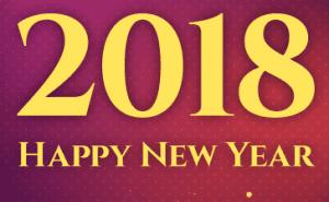 koleksi animasi selamat tahun baru 2018