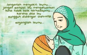 ucapan selamat hari ibu islami terbaru