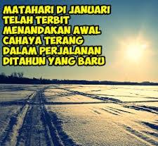 kata-kata-bulan-januari