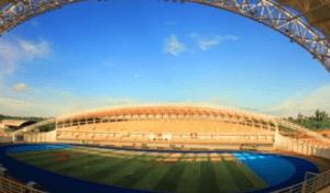 Stadion Termegah dan Terbesar di Indonesia Stadion Aji Imbut Tenggarong