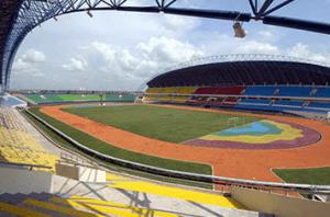 Stadion Termegah dan Terbesar di Indonesia Jakabaring Palembang