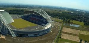Stadion Jember Sport Garden (Jember, Jawa Timur)
