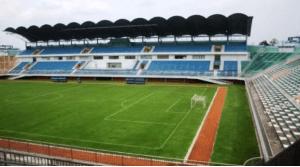 Stadion Termegah dan Terbesar di Indonesia Stadion MaguwoHarjo Yogyakarta